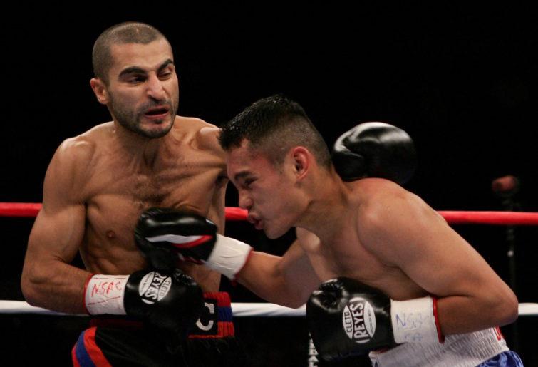 Aussie boxer Vic Darchinyan