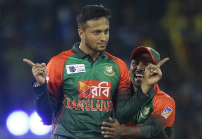 We shouldn't be shocked by Shakib Al-Hasan's scandal