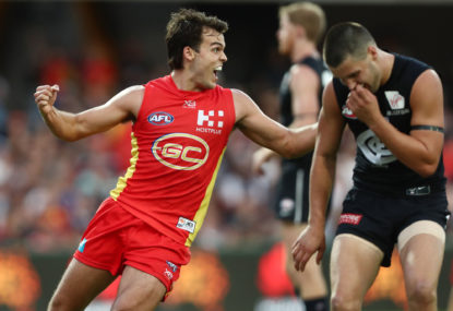 Gold Coast Suns vs St Kilda Saints: AFL live scores, blog