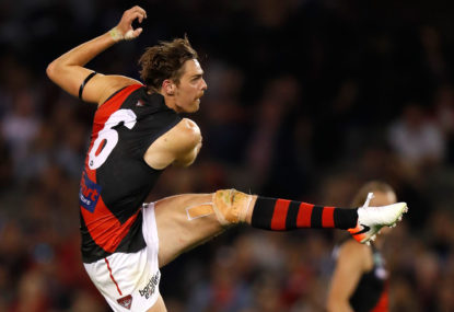 Injury crisis worsens at Essendon with Daniher out for season