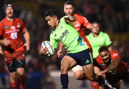 Highlanders vs Waratahs: Super Rugby live scores, blog