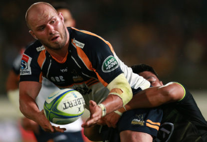 Foreign form has Brumbies rolling on to Super Rugby finals