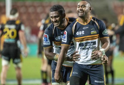 Isi Naisarani is three days away from Wallaby qualification