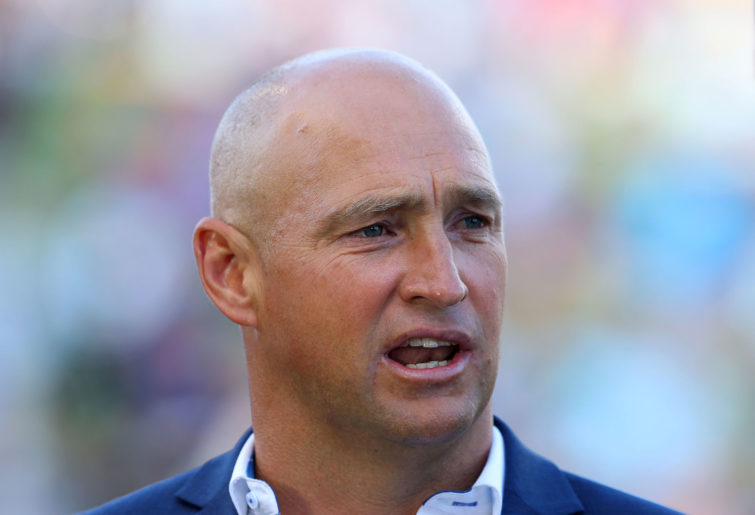 Newcastle Knights coach Nathan Brown.