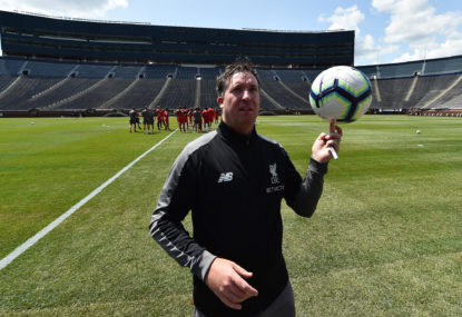 Robbie Fowler appointed as new Brisbane Roar coach