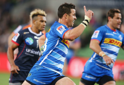 Stormers vs Sharks: Super Rugby live scores, blog