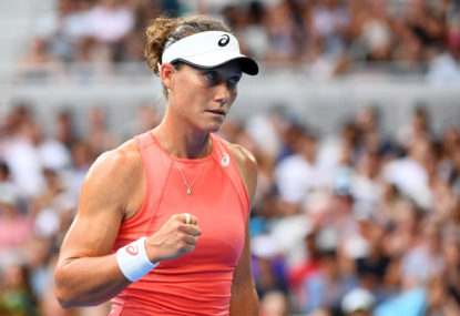 Can Molik solve the Stosur problem?