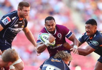 Sharks vs Reds: Super Rugby live scores, blog