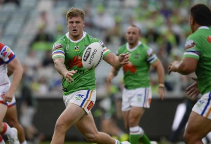 Canberra Raiders vs North Queensland Cowboys: NRL live scores, blog