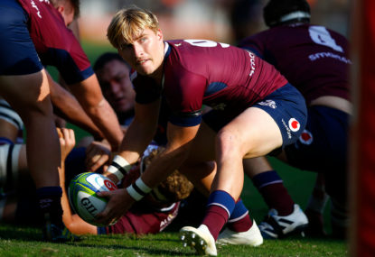 Australia's Super Rugby young guns