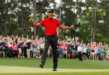 The top five Masters shots of the 21st century