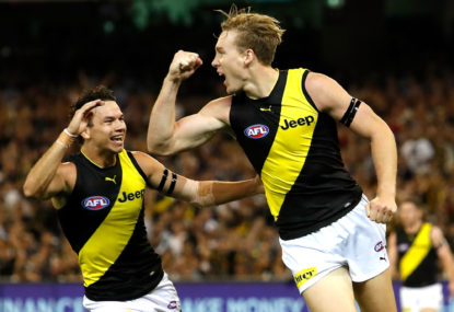 Richmond Tigers vs Brisbane Lions: AFL live scores, blog
