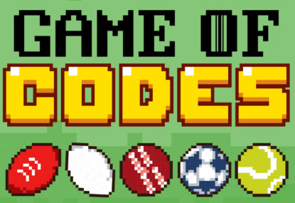 Game of Codes, Episode 6: A-League finals, Jeremy Cameron and NRL match of the round
