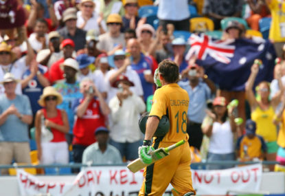 The Roar's Cricket World Cup countdown: Adam Gilchrist's blistering final century