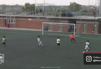 Keeping BLUNDER concedes ridiculous 60-yard goal