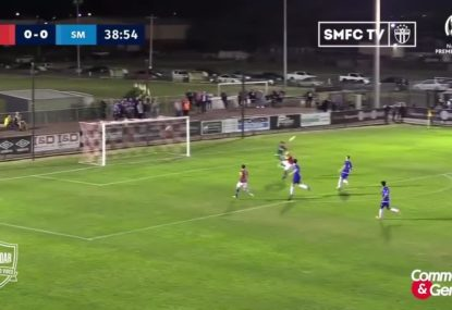 Cat-like reflex save is only bested by last-ditch goal line clearance