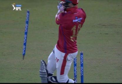 Batsman's lucky reprieve after Jofra Archer thunderbolt demolishes off stump