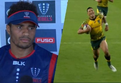 'You can't be going around spreading hate': Will Genia on Israel Folau