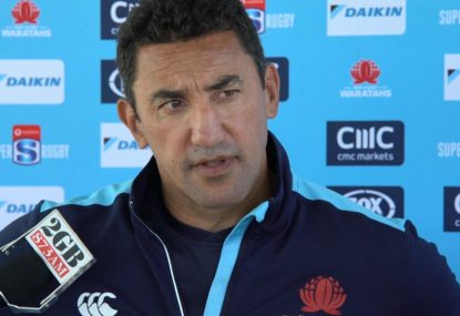 Daryl Gibson on Kurtley Beale's return to fullback