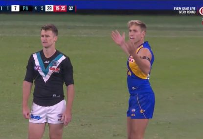 Another score review miss costs West Coast a goal