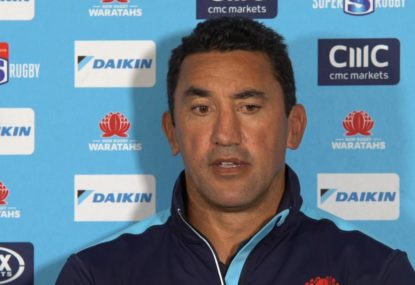 'It's a weird feeling': Gibson on Tahs' 'subdued' reaction to win