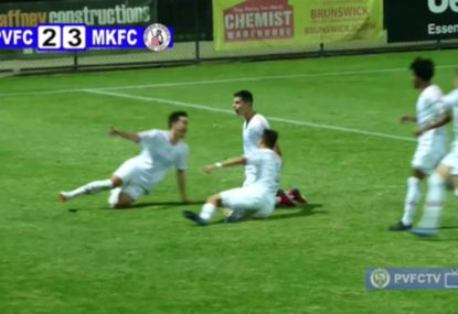 Melbourne Knights launch epic comeback to secure stunning win