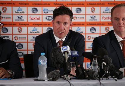 'I will bring the right players here': New Roar coach Robbie Fowler