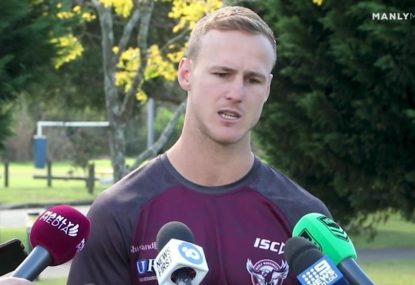 Daly Cherry-Evans responds after NRL admits refs got penalty non-call wrong