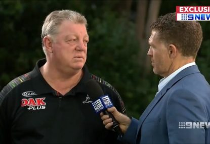 Gus Gould adamant he's leaving the Panthers on his own terms