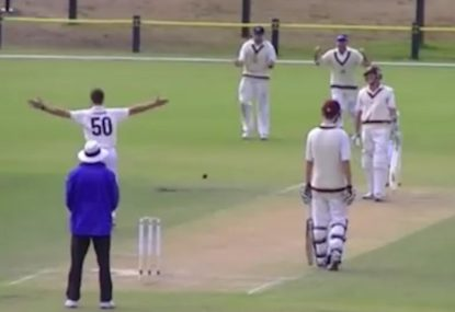 James Pattinson clone takes his side to first grade GF with maiden five-wicket haul