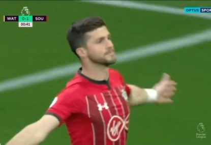 Fastest ever goal in EPL history