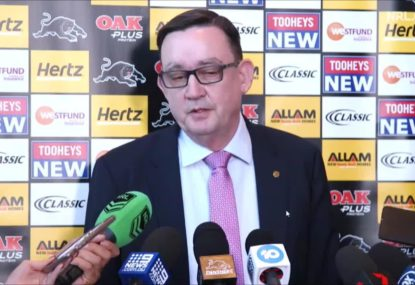 Panthers CEO reveals rival interest in Gus Gould