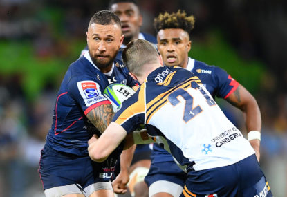 Rebels vs Bulls: Super Rugby live scores, blog