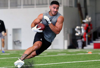 Valentine Holmes in the NFL: Why Holmes can succeed where Jarryd Hayne failed