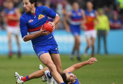 Western Bulldogs vs Melbourne Demons: AFL live scores, blog
