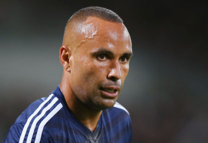 LISTEN: Archie Thompson calls for common sense amidst 'ridiculous' A-League policing