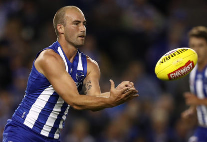 North Melbourne Kangaroos vs St Kilda Saints: AFL live scores