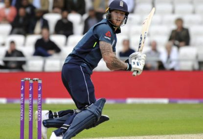 The Stokes deflection and the spirit of cricket