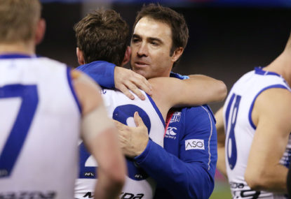 Brad Scott's new job: Managing the AFL's Penske file?