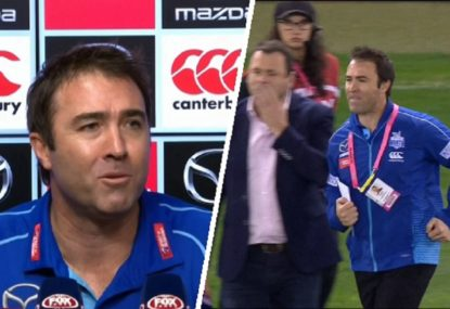 Haven't spoken in years: Brad Scott denies verbals in incident with David King