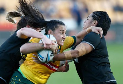 Test preview: Jillaroos versus Kiwi Ferns