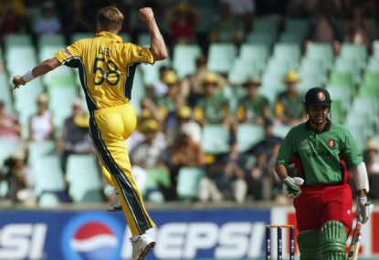 The six greatest ODI fast bowlers of all time