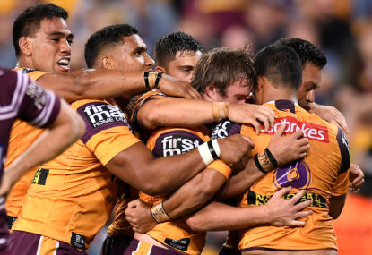 Brisbane Broncos vs Penrith Panthers: NRL live scores, blog