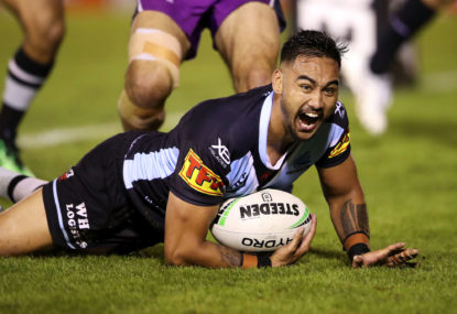 The depleted Sharks shock the Storm after the Cowboys finally find some form