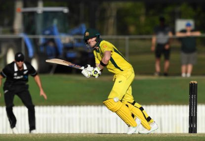 Smith hits imperious ton against England