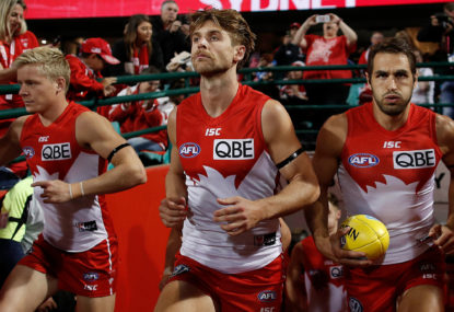 Ramping it up: How the AFL puts the foot down only when they feel like it