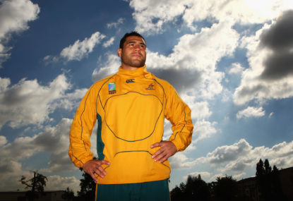 Former Wallaby George Smith hanging up the boots after 20 years