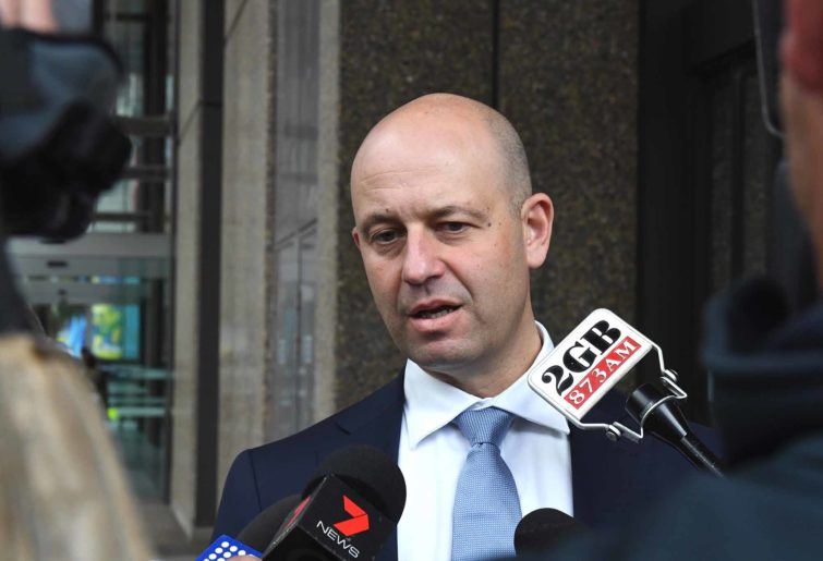 NRL CEO Todd Greenberg
