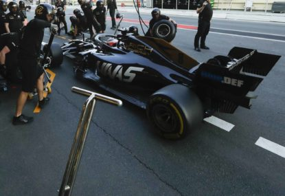 Haas can't blame Pirelli for its tyre troubles