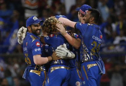 Can the Mumbai Indians break their jinx?